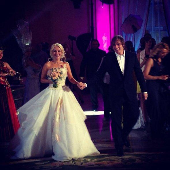 Фото свадьбы леры кудрявцевой и игоря макарова фото